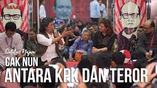 Video Cak Nun antara KPK dan Teror | Catatan Najwa MP3, 3GP, MP4, WEBM, AVI, FLV Juni 2019