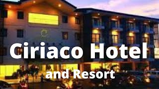 Calbayog Philippines  city pictures gallery : The Ciriaco Hotel & Resort, Calbayog City, Samar, Philippines - vlog #10