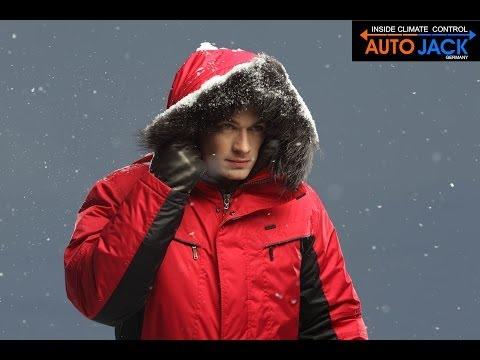 Funktionsjacken Herren Winter von Auto Jack®, die innovative Modemarke.