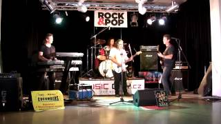 Video Martin Čarný Band - Skutečná liga 3x live