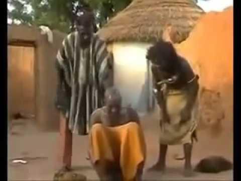 Chữa bệnh theo kiểu châu Phi :))