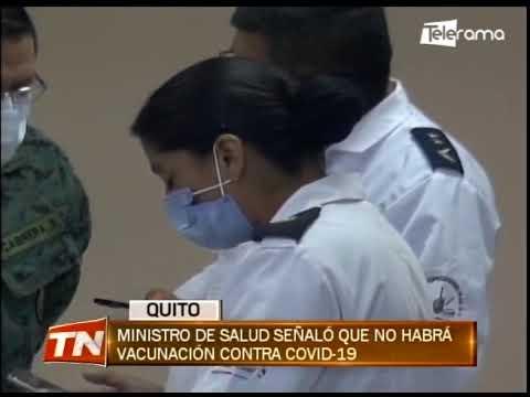 Confidencialidad impide conocer montos de contratos de vacunas covid-19