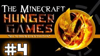 The Minecraft Hunger Games: Part 4 - Being A Helping Host