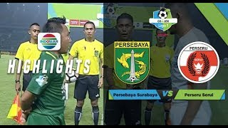 Video PERSEBAYA SURABAYA (1) vs PERSERU SERUI (0) - Full Highlights | Go-Jek Liga 1 bersama Bukalapak MP3, 3GP, MP4, WEBM, AVI, FLV Juli 2018