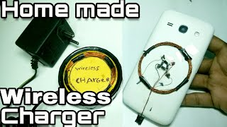 How to make Wireless Charger at home