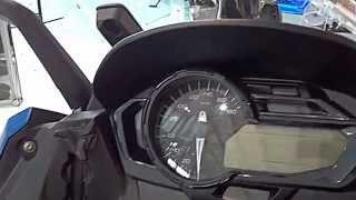 5. BMS 2014 R$ 52.000 BMW C 600 Sport 647 cc 8v 60 cv 6,7 mkgf @ Brasil Motorcycle Show