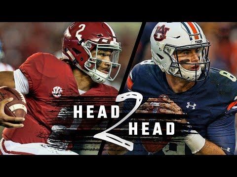 Head to Head: The Iron Bowl