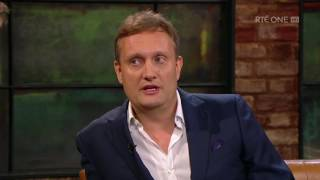 Mario Rosenstock gives Danny Healy Rae's take on Apple | The Late Late Show | RTÉ One