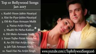image of Best and Latest Bollywood Songs 2017   January 2017   New Songs Jukebox 2017   Hit Collection