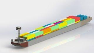 Next Generation Inland Waterway Ship: The Vessel
