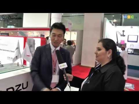 SHIMADZU at ArabLAB 2015
