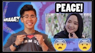 Video AMERICAN reacts to YA JAMALU SABYAN (feat Annisa & El - Alice) 😱 MP3, 3GP, MP4, WEBM, AVI, FLV Agustus 2018