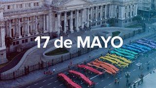 17 de Mayo día Nocional de la lucha contra la discriminación por orientación sexual