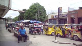 Digos Philippines  city pictures gallery : Digos City Philippines Tricycle ride to Gaisano Mall