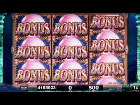 Mythical Warriors Mermaids Video Slots Game Play Video