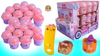 Video Scented Lip Gloss + Nail Polish Series 5 Surprise Num Noms Blind Bags MP3, 3GP, MP4, WEBM, AVI, FLV Agustus 2018