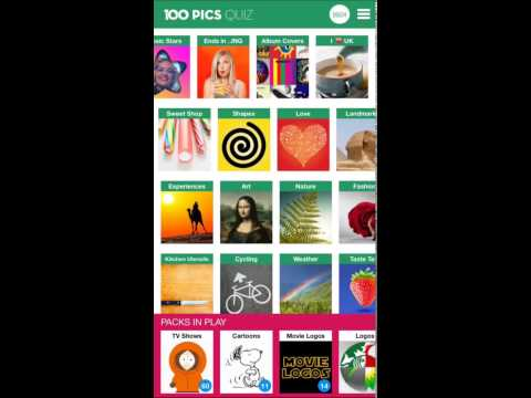 Video of 100 PICS Quiz - FREE Quizzes