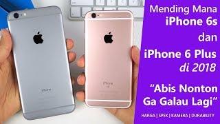 Video Mending Beli iPhone 6s atau iPhone 6 Plus di Tahun 2018-2019? MP3, 3GP, MP4, WEBM, AVI, FLV Oktober 2018