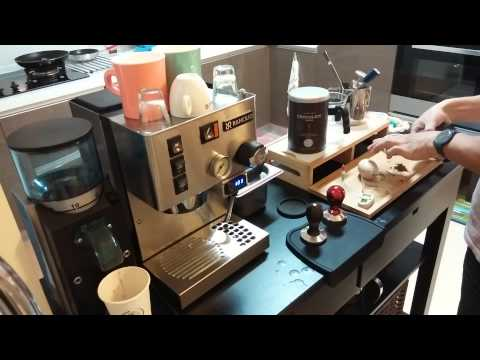 How to make best espresso with Rancilio Silvia and