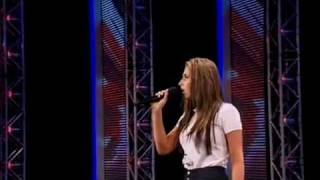 X Factor - Audition 1 - Stacey Soloman