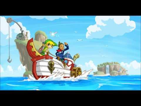 The Legend of Zelda: Phantom Hourglass OST 52. Sand of Hours