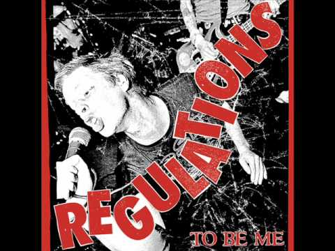 regulations - Swedish Punk H/C The Regulations from