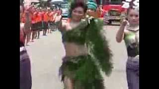 'Molarm Sing' Is An Isaan Thing North East Thailand Street Festival.DAT