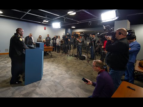 @TorontoPolice Chief Speaks with the Media | LiveStream | Friday, Dec. 20th