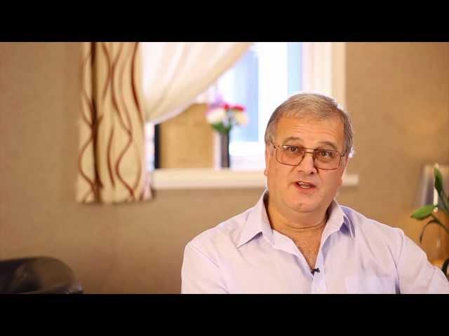 The Smile Spa testimonial Alan