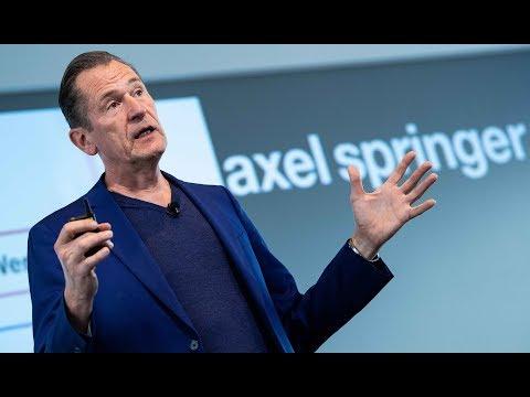 Medienkonzern Axel Springer: »2018 war das erfolgreic ...