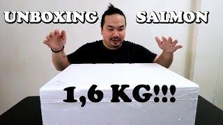 Video UNBOXING SALMON 1,6 KG!!! MASAK SALMON DENGAN 2 BUMBU TIDAK RAHASIA!!! MP3, 3GP, MP4, WEBM, AVI, FLV Agustus 2019