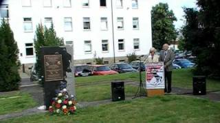Bad Hersfeld Germany  city images : Bad Hersfeld 3rd Sqdn Cold War Monument Dedication Video