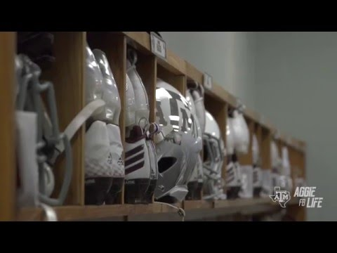 Texas A&M Football Iced Down Uniform Reveal
