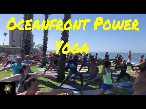 Oceanfront Power Yoga