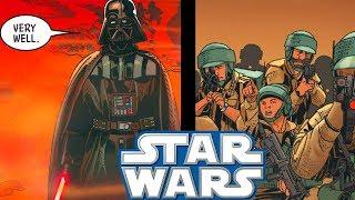 "Video Darth Vader ""SURRENDERS"" To the Rebellion(CANON) - Star Wars Comics Explained MP3, 3GP, MP4, WEBM, AVI, FLV Maret 2018"