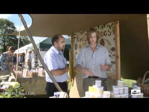 Support beekeeping when you choose Filberts – Stock Gaylard Oak Fair 2010