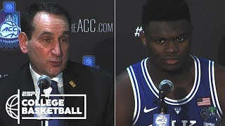 Coach K calls ACC semifinals 'vintage Duke-North Carolina' | College Basketball Sound