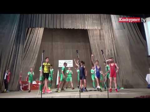 Спортно училище награди ТОП 10 за 2017