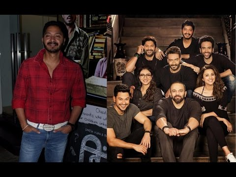 Shreyas Talpade Share Experience Of Golmaal Set