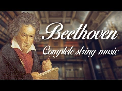 Beethoven: Complete String Music