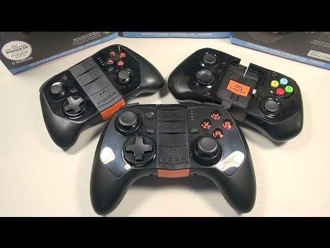 MOGA POWER Controllers: Pro, Hero, Ace