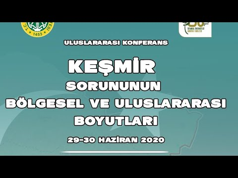 Kashmir conference in Turkey July 2020