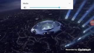 Uefa champions league song with lyrics