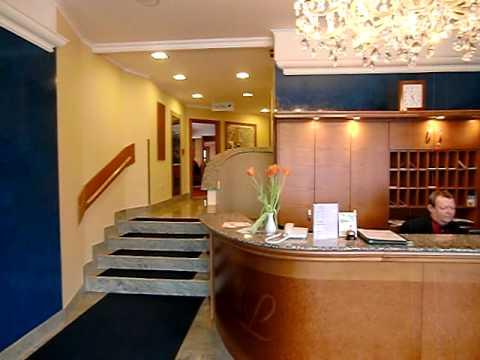 Hotel Lafonte recepce - Karlovy Vary