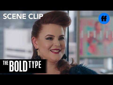 The Bold Type   Season 2, Episode 3: Tess Holliday Visits Scarlet   Freeform