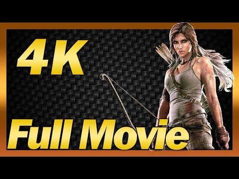 Tomb Raider (PC) - Full Movie - (4K) - All Cinematics (GTX 980ti SLI) [2160p]