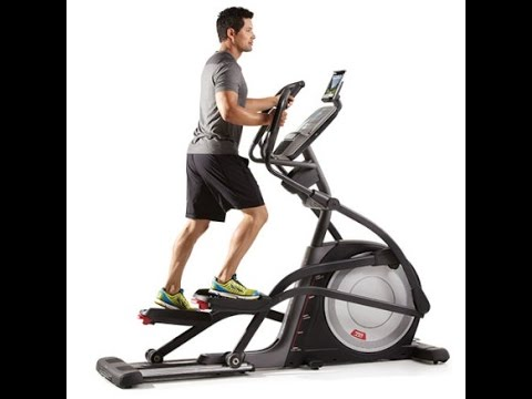 Proform 16 9 Elliptical Review - Pros and Cons of the Pro 16.9 Crosstrainer