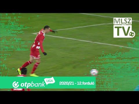 Stefan Dražić gólja (Mezőkövesd - DVTK, 12. forduló)