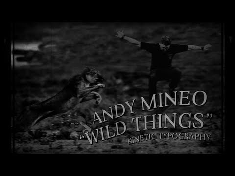 Andy Mineo - Wild Things (Lyric Video by Seun Jubril)