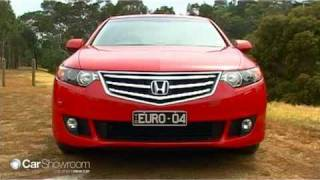 Honda Accord Euro - Car Review